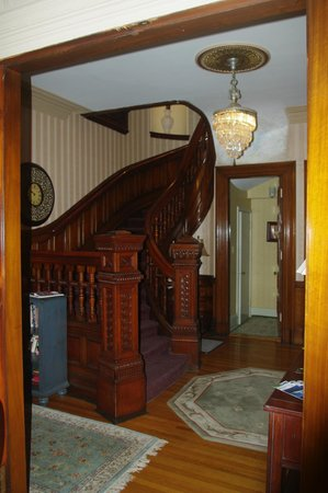 Chipman Hill Suites: 71 Sydney Street - Staircase