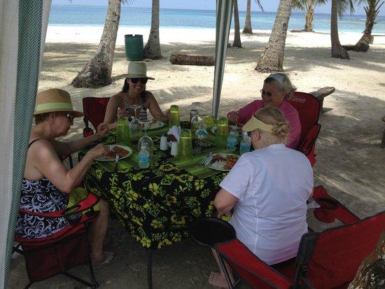 PBA Holding Group Private Tours: Al Fresco Dinning