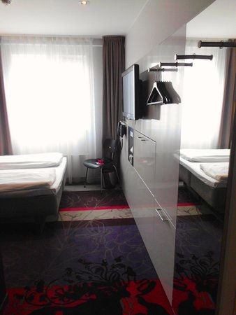 Comfort Hotel Xpress Youngstorget: Zimmer im 9ten Stock