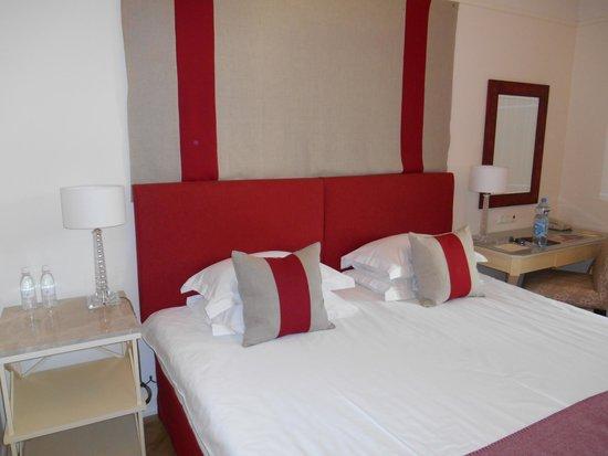 Angleterre Hotel: Стильно, чисто, широко