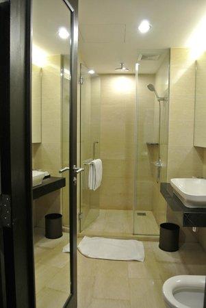 Hatten Hotel Melaka: Hotel Bathroom
