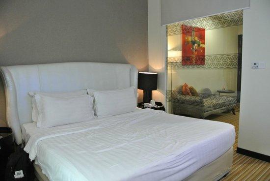 Hatten Hotel Melaka: Comfortable Bedroom