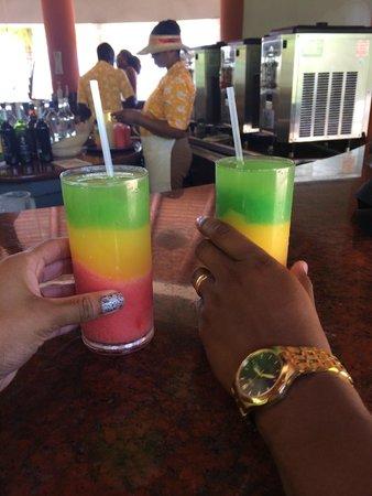 Secrets St. James Montego Bay: Enjoying Bob Marley's