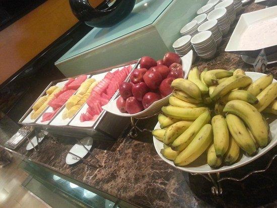 Swiss-Garden Hotel: breakfast