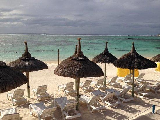 Veraclub Le Grande Sable: spiaggia