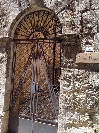 Antica Dimora: Entrance Gate