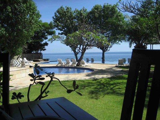 Aneka Bagus Pemuteran Resort & Spa: garden