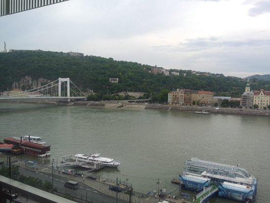 Budapest Marriott Hotel : Вид из номера