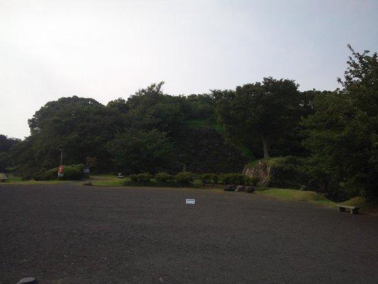 Nagoya Castle Ruins : 13.07.27【名護屋城跡】石垣