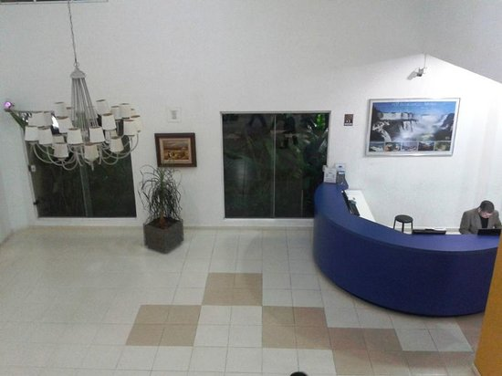 Lider Palace Hotel: Lobby, muy limpio y agradable