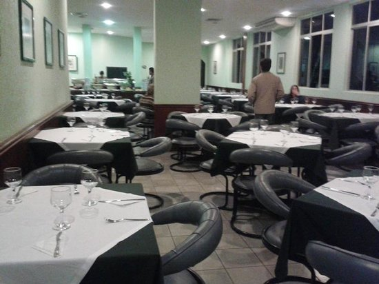 Lider Palace Hotel: Comedor muy amplio