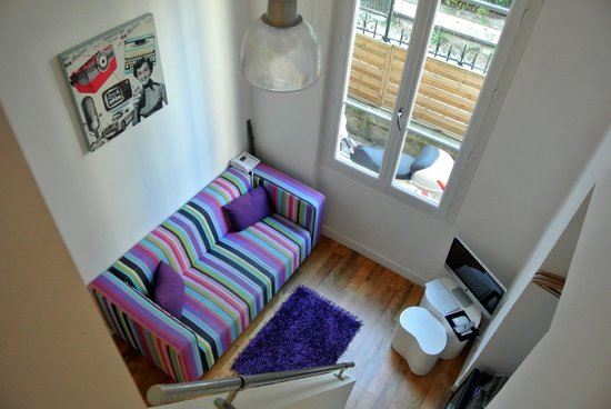 b11 Hotel : Chambre individuelle