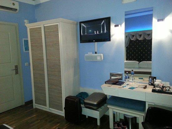 Fatma Hanoum Boutique Hotel: Lovey room