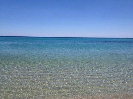 Le Spiagge di San Pietro Resort: mare