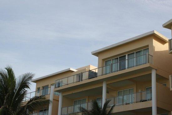 Now Jade Riviera Cancun Resort & Spa : Building 7