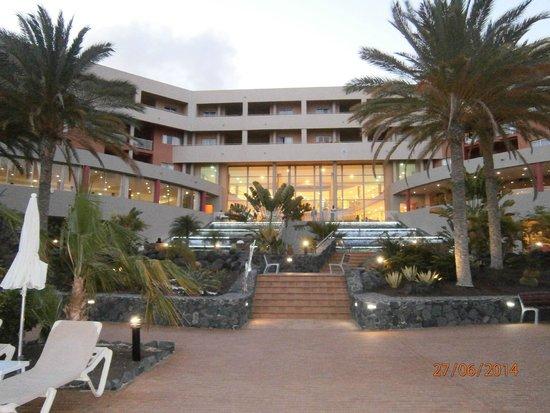 Iberostar Playa Gaviotas Park : vu de l'hôtel