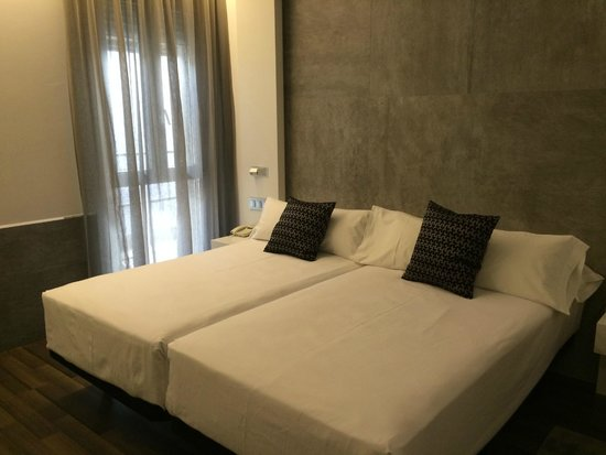 Hotel Regina: 3rd floor room