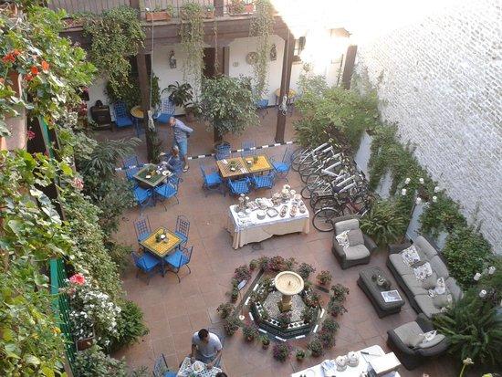 El Rey Moro Hotel Boutique Sevilla : la colazione