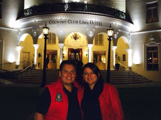 Country Club Lima Hotel: Country Lima