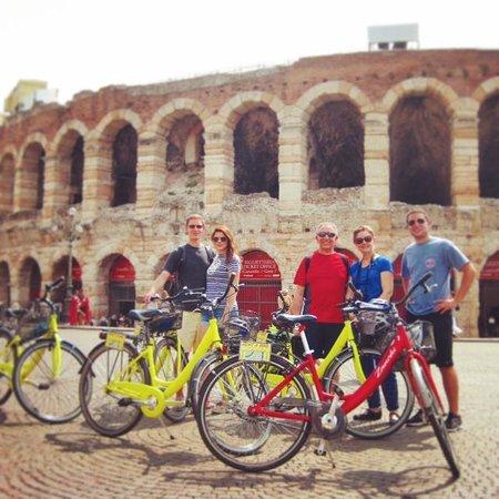 Veronality: Verona Bike Tour with Isabella