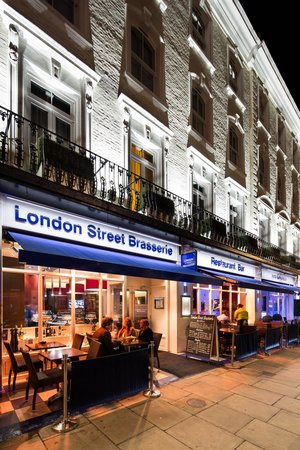 London Street Brasserie - Paddington