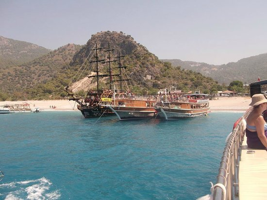 Magic Tulip Oludeniz: boat trip