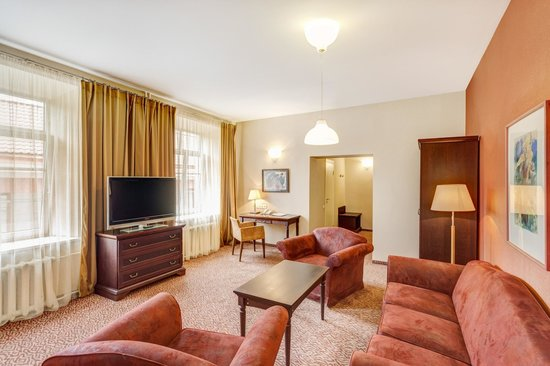 Mabre Residence Hotel: Luxury room