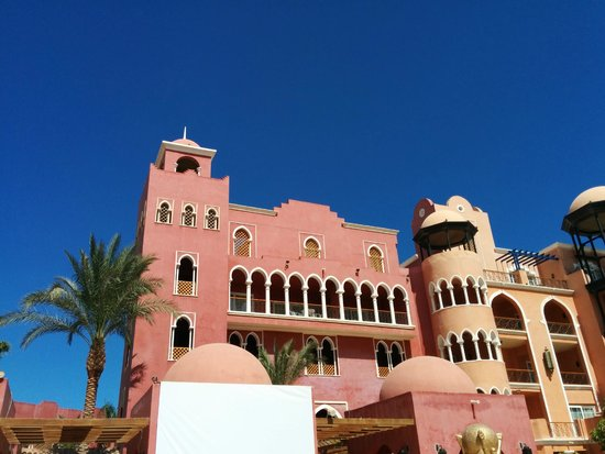 The Grand Resort Hurghada: Outside view