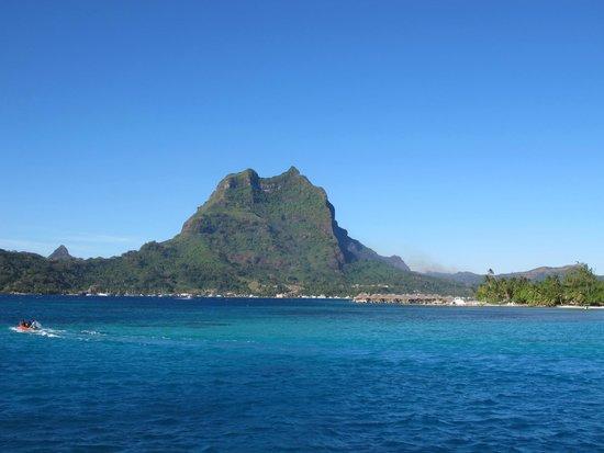 Hilton Bora Bora Nui Resort & Spa : Bora Bora!