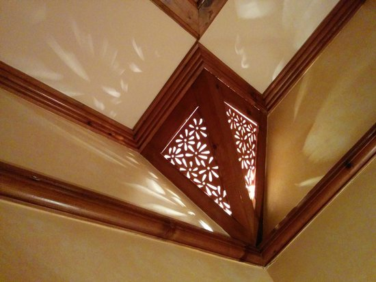 The Grand Resort Hurghada: Room light