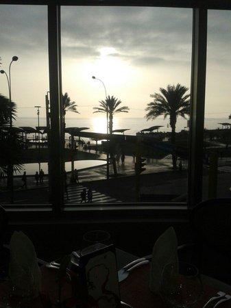 La Vista: Perfect sunset