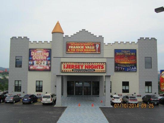 "King's Castle Theatre : King""s Castle Theater"