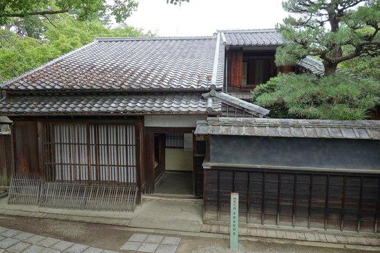 Suzu-no-ya (Motoori Norinaga's study) : 二階の間が鈴屋