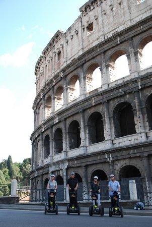Rex-Tours The Rome Experience: Leo als Photograf