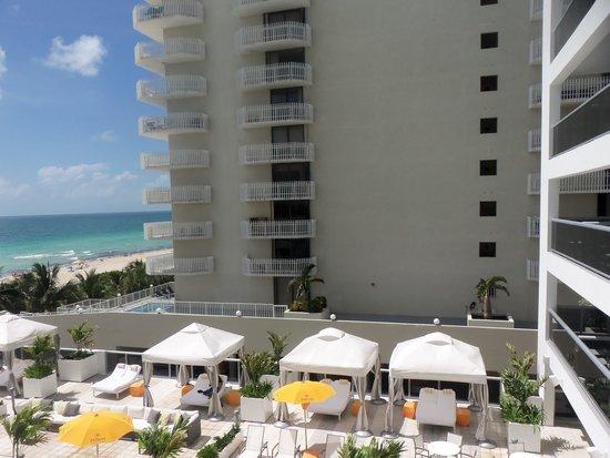 Hilton Cabana Miami Beach: What a view