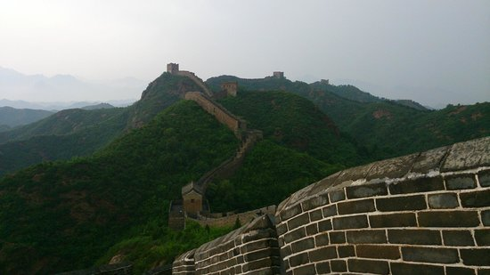 Jinshanling Great Wall : Jinshaling Great Wall