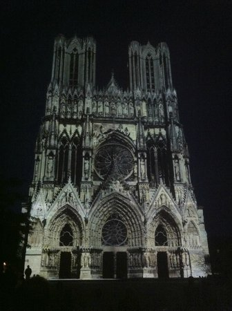 Cathédrale Notre-Dame de Reims : The Start
