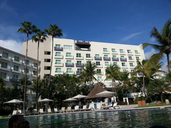 Hard Rock Hotel Vallarta: Hotelini