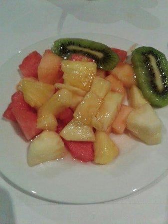 BTH Hotel : Desayuno buffet incluido