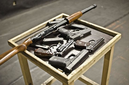 Walters Sautuve: Our weapon pack: Glock 17, Sig Sauer 7, Pistol PM, Revolver & Winchester 1300