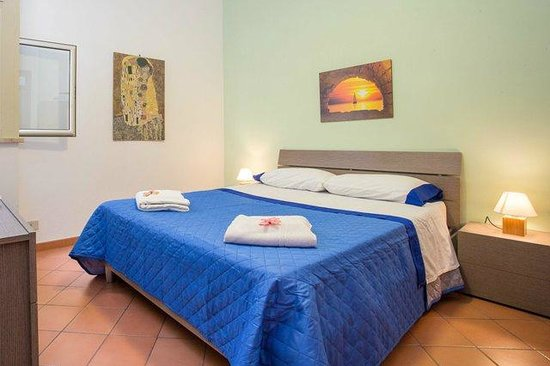 Palermo Mare Holidays : Double room