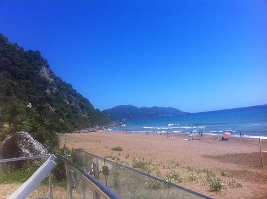 lti Louis Grand Hotel: beach