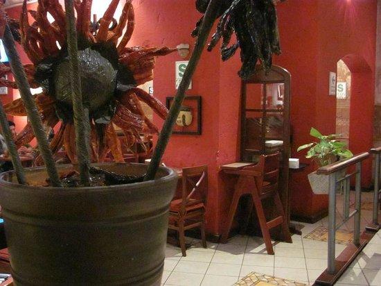 Patio del Ekeko : Restaurante El Ekeko
