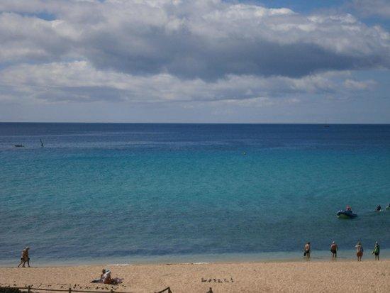 Iberostar Playa Gaviotas Park: mer