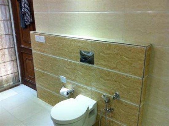 Hotel P.K. Residency: bathroom