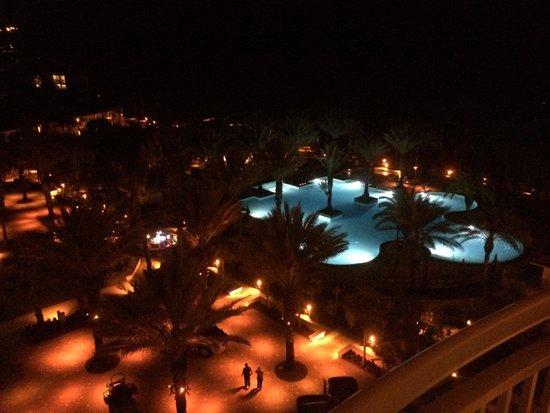 JW Marriott Marco Island Beach Resort: South tower view, 7th floor