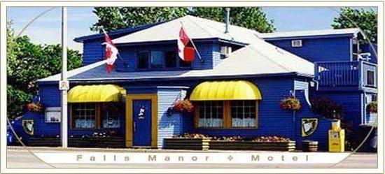 Falls Manor Resort and Restaurant: Restaurant
