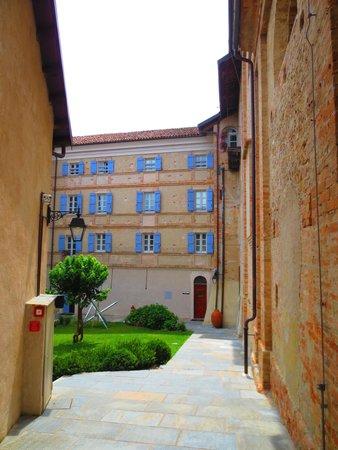 Antico Borgo Monchiero : Anlage