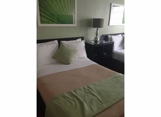 The Colony Hotel: Bed