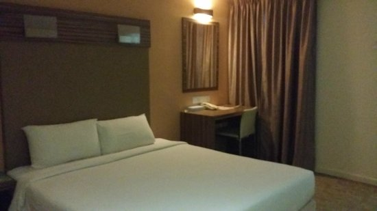 Hotel Sentral Kuantan: Room View 2